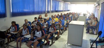 Dia da Água: Cerca de 130 alunos já passaram pelo Saema