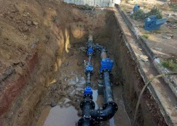 COMUNICADO: obra programada poderá ocasionar falta de água