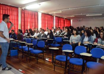 Saema participa da Semana do Meio Ambiente da Etec Pref. Alberto Feres