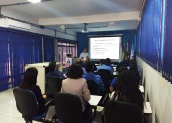 Saema promove palestra sobre acidente de trabalho