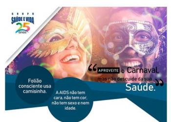 """Saema realiza a palestra """"Aproveite o Carnaval, mas não descuide da sua saúde"""""""